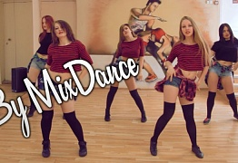 Mix Dance Beginners - Reggaeton (Choreo by Gracheva Lera)
