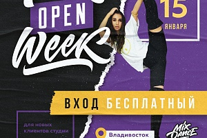 Mix Open Week